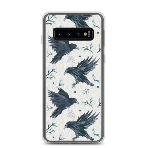 Odin's Ravens Samsung Case by Damaris Gray